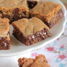 Vanilla Malted Chocolate Chip Cookie Bars Recipe Desserts, Afternoon Tea with unsalted butter, light brown sugar, granulated sugar, large eggs, pure vanilla extract, Gold Medal Flour, malt powder, baking soda, kosher salt, chocolate, chocolate chips