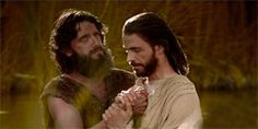 The Baptism of Jesus - this link is full of gospel videos of Christ's life