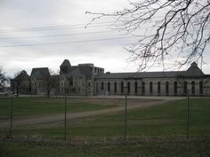 "Mansfield Reformatory in Mansfield, Ohio - Where Shawshank Redemption was filmed and where Lil Wayne shot his ""Go DJ"" video. Very cool place!"