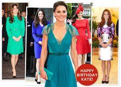 Happy Birthday Kate Middleton!
