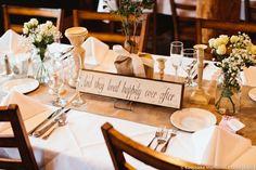 #Beautiful #rustic #countryside #table #arrangement