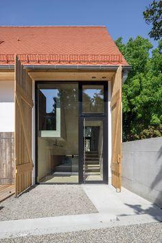 Umbau von Peter Haimerl in München / Beton und Filz im Bauernhaus - Architektur und Architekten - News / Meldungen / Nachrichten - BauNetz.de