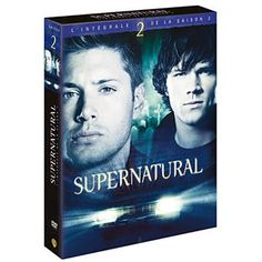 Supernatural Coffret intégral de la Saison 2