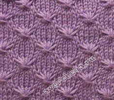 knitting pattern baby sweater one piece Baby Knitting Patterns, Crochet Baby Dress Pattern, Knitting Stiches, Crochet Stitches Patterns, Knitting Charts, Lace Knitting, Knitting Designs, Crochet Yarn, Stitch Patterns