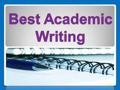 We provide you to best Academic writing services in UK if you Need any kind of help regarding #Assignment #essay #thesis #coursework #termpaper #Dissertatiion #proposalwriting #businessstatement and so on...