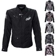 Shift envy motorcycle jacket