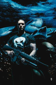 The Punisher❤️ is a fictional antihero appearing in American comic books published by Marvel Comics. The character was created by writer Gerry Conway and artist John Romita, Sr., with publisher Stan Lee green-lighting the name. Punisher Marvel, Marvel Dc Comics, Punisher 2004, Marvel Heroes, Daredevil, Marvel Comic Character, Comic Book Characters, Marvel Characters, Comic Books Art
