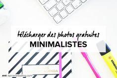 Plop! Vous avez sûrement raté mes #Photos #Minimalistes, c'est #gratuit…