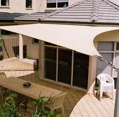 Perfect idea for the back patio!
