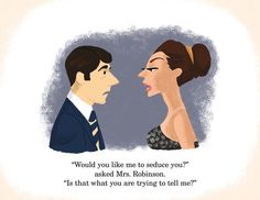 The Graduate by Josh Cooley