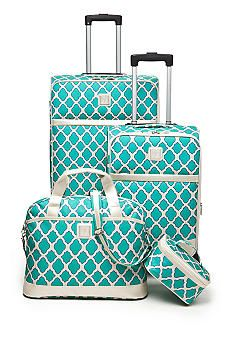 DESIGNER CLOSEOUT! Nine West Luggage, Rendevous - Luggage ...