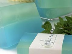 Tea Tree and Peppermint Organic Soap