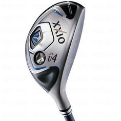 XXIO Golf Club 8 23 5H Hybrid Stiff Graphite Standard New