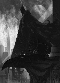 Batman by James Kei