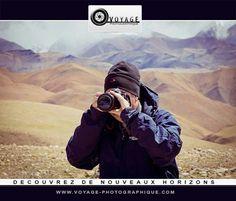 Découvrez de nouveaux horizons... http://voyage-photographique.com