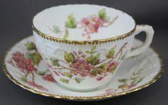 J s Co England Teacup Saucer May D971 | eBay
