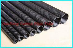 1-10 pcs 8MM OD x 4MM ID x 500MM (0.5m) 100%  full carbon/ 3k Carbon Fiber tube / Tubing shaft, 3K High Gloss/ Model DIY 8*4