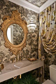Apartamento com decoração clássica, neutra e sofisticada! Confira ideias bacanas! - DecorSalteado