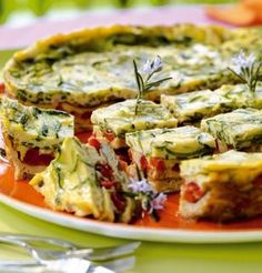 Gâteau d'omelettes