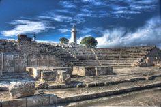 Anfiteatro de Paphos