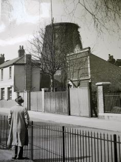 Old Windmill, Plumstead