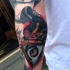 tattooworkers:  Tattoo by Mike Stockings @mikestockings #tattoo #tattoos #bodyart #ink #inked