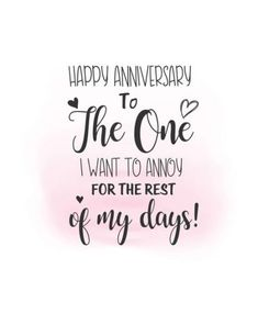 Best Of Happy Anniversary Quotes & Wishes For Couples happy anniversary messages Birthday Quotes Funny For Him, Cute Girlfriend Quotes, Happy Birthday For Him, Birthday Wish For Husband, Birthday Wishes For Boyfriend, Birthday Wishes Quotes, Boyfriend Quotes, Birthday Husband Quotes, Happy Birthday Quotes For Him