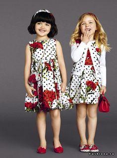 Fashion Kids Dolce & Gabbana Spring-summer 2015