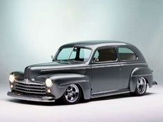 1947 Ford Standard Club Coupe | Ford 1941-48 | Ford classic