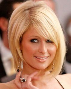 Celebrity Hairstyles with Bangs   Beautiful Short Hairstyles for Oval Faces   Short Haircuts Styles