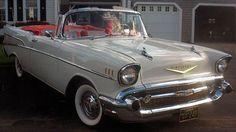 1957 Chevrolet Bel Air http://classic-auto-trader.blogspot.com/