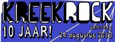 10 jaar KreekRock Westdorpe - 3voor12