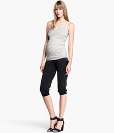 FASHION DUE | No-brainer maternity pants at H