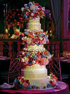 Image detail for -... -Inspiring Cakes of Sylvia Weinstock sylvia-weinstock-20 – BridePop.com