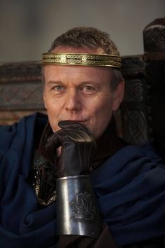 Anthony Head was only reason I started watching the series 'Merlin', but the casting & character development is what kept me engaged. ■ Uther Pendragon didn't make it to 2-part series finale either. End of Season 3, he is taken prisoner, tortured, rescued but left mentally weak & unable to lead the realm. Series 4, episode 'The Wicked Day', Uther's wounded while protecting Arthur from an assassin & Morgana's magical necklace keeps Merlin's magic from healing. Uther dies, making Arthur the…