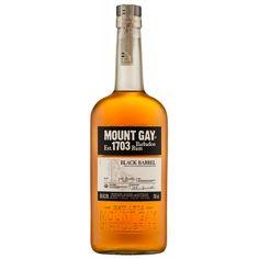 Mount Gay Black Barrel Barbados, Ron, Whiskey Bottle, Barrel, Drinks, Girlfriends, Black, Mariana, Cocktails