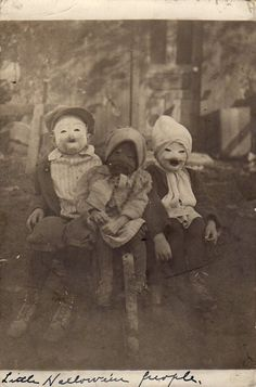 """Little Halloween People"", Yeah, I'll Say, Why Did They have to Make Everything SO Creepy Back Then?"