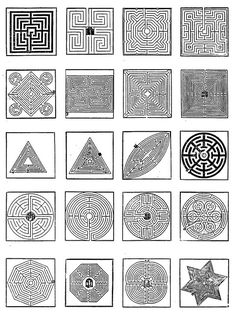 Labyrinth Garden Ideas