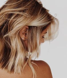 19 Best Red and Blonde Hair Color Ideas of 2019 - Style My Hairs Bad Hair, Hair Day, Girl Hair, Messy Hairstyles, Pretty Hairstyles, Fashion Hairstyles, Hair Inspo, Hair Inspiration, Spiritual Inspiration