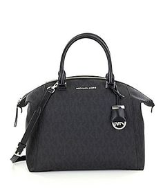 MICHAEL Michael Kors Riley Large Satchel #Dillards