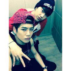 Mark and Jackson - Got7