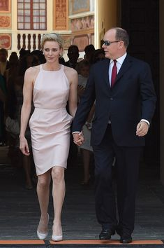 Princess Charlene of Monaco..