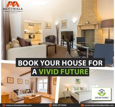 Avail the opportunity of booking your Dream Home full of comfort and ease now!  Project : Dream Homes Plot 2C,Lane 3,Bukhari Commercial Phase-VI, DHA Karachi. Mobile: +92-3002214930 http://motiwalaestate.com/dream-homes/  #Motiwalaestate #RealEstate #HomesForSale #DreamHomes