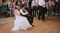 aaron+judith surprise justin bieber wedding dance performance on Vimeo