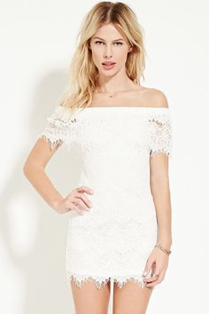 3ccead63e0f White lace dresses are always popular