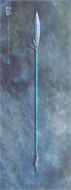 (Nelri Blade Concept - IV by Aikurisu on deviantart)