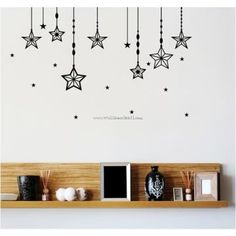 Twinkle Winter Wall Decals