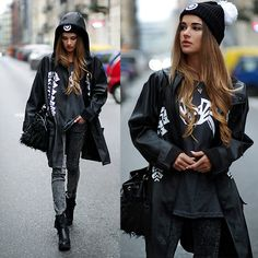 More looks by Juliett Kuczynska: http://lb.nu/juliettk  #grunge #street