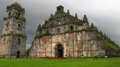 Church of San Agustin (Paoay Church) by eazy traveler, via Flickr