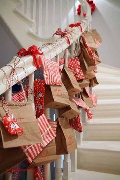Weihnachtszeit im happy home - Adventskalender